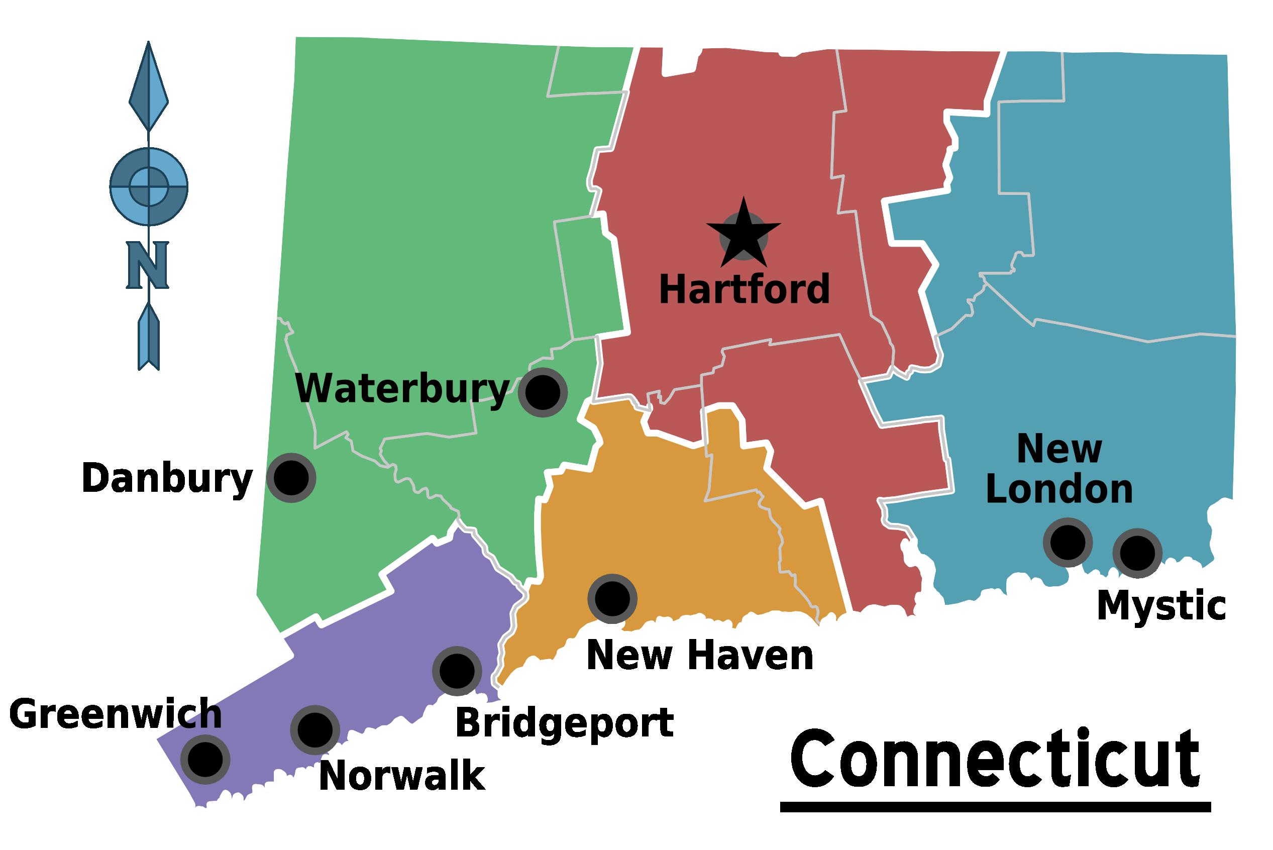 Connecticut - Wikiviajes