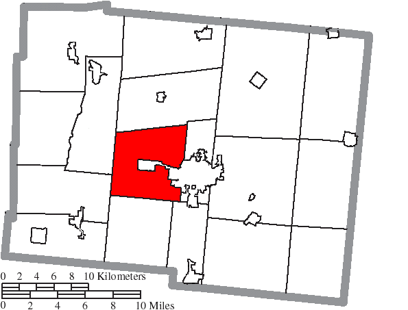 File Map Of Logan County Ohio Highlighting Harrison Township Png