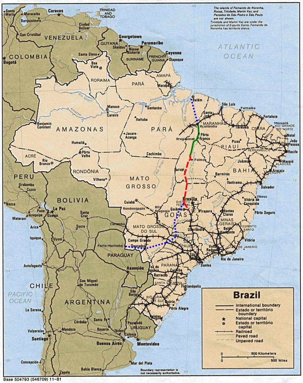 49857bb045ebc Ferrovia Norte-Sul – Wikipédia, a enciclopédia livre