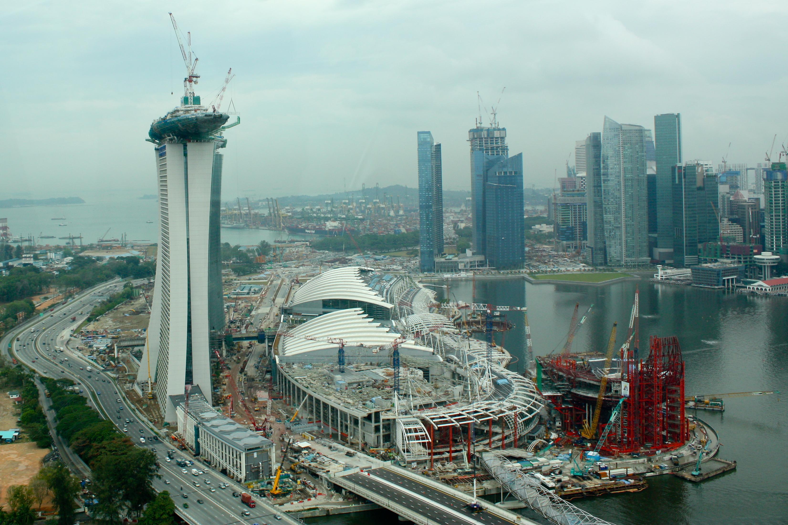 Marina Bay Sands  Singapore  Official Site Sands Casino