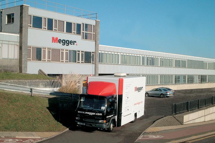Megger Group Limited : Megger group limited wikipedia