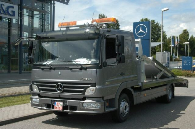 Mercedes benz atego wikipedia for Mercedes benz germany internship