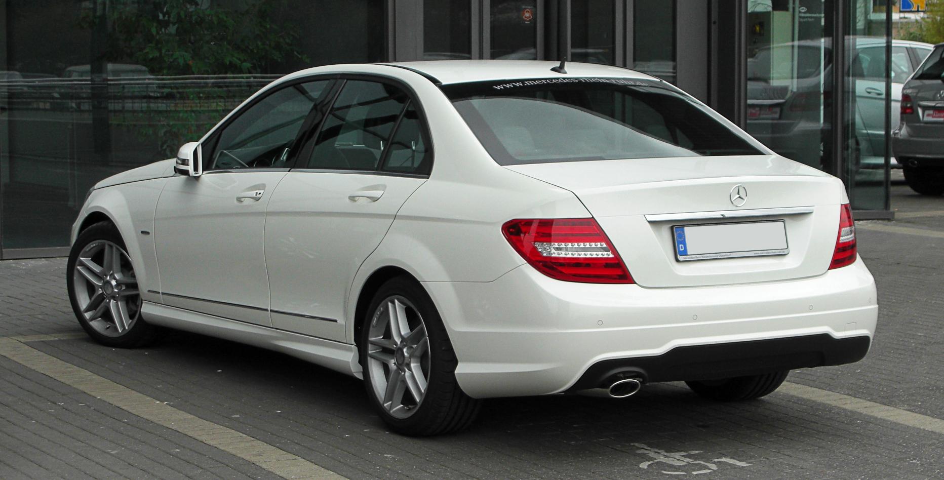 Mercedes-benz с 220 фото
