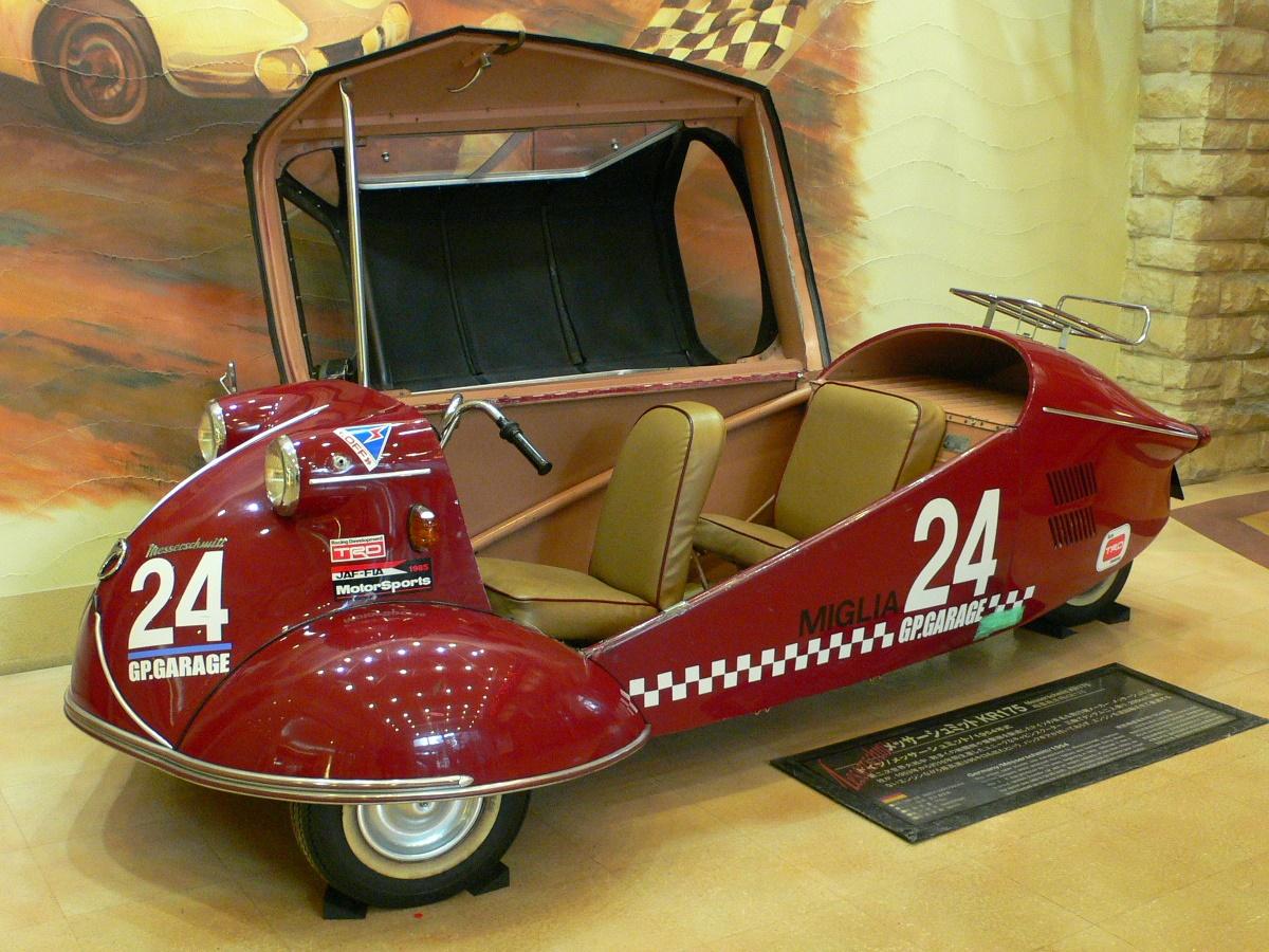 1959 Messerschmitt KR-200