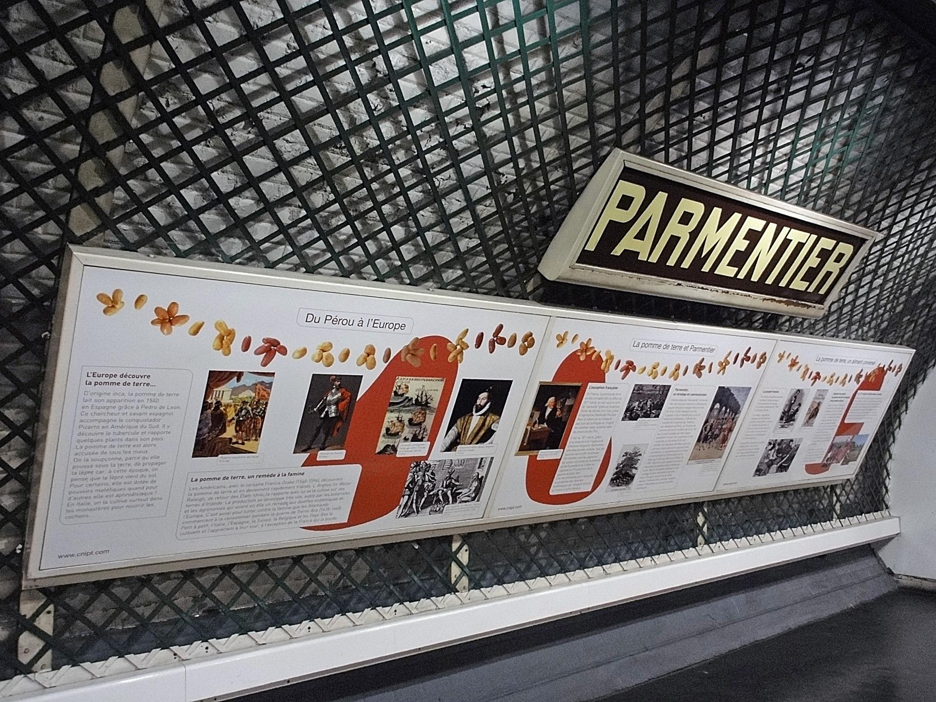 Metro de Paris - Ligne 3 - Parmentier 06.jpg