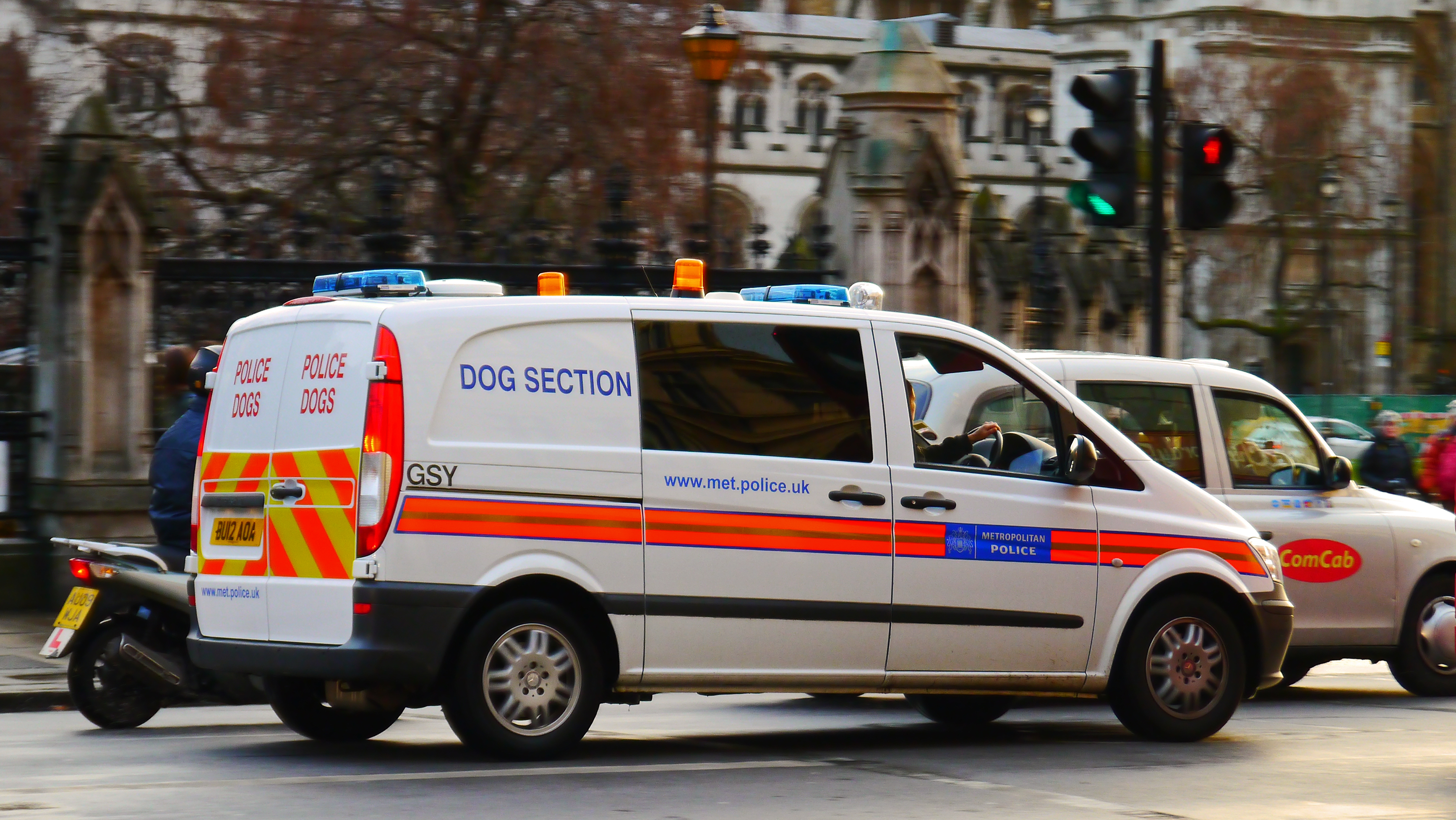 File Metropolitan Police 2012 Mercedes Benz Vito 113 CDI City of