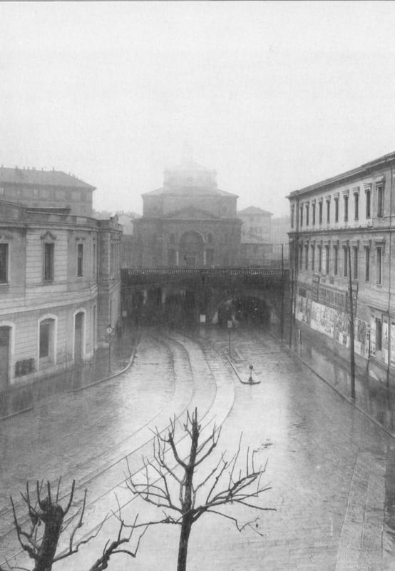 Stazione di milano porta nuova 1931 wikipedia - Via porta nuova milano ...