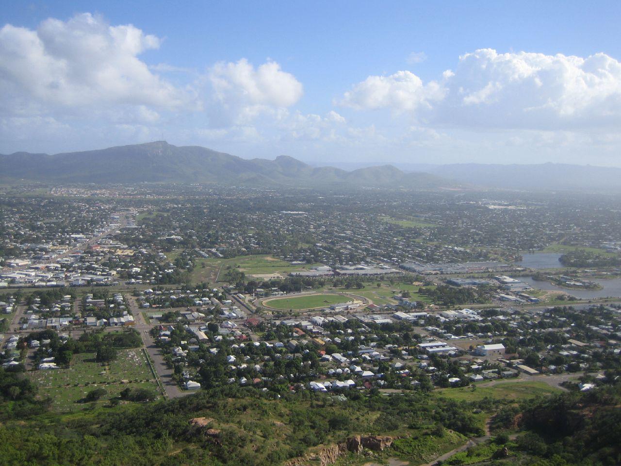 Mount stuart townsville