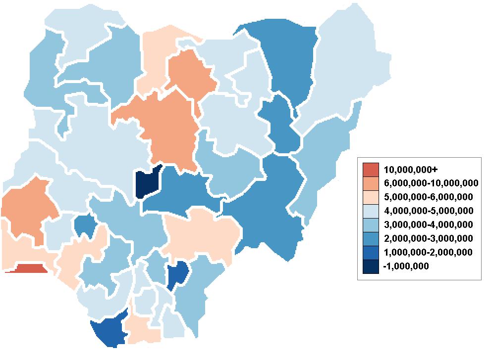 Demographics of Niger  Wikipedia