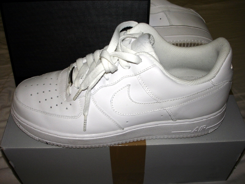 Nike Air Force  Low Grade School Shoes