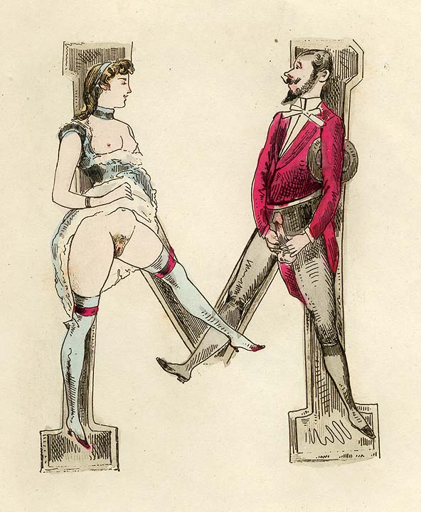 image The erotic alphabet of joseph apoux