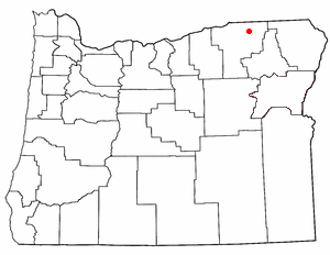 Loko di Weston, Oregon