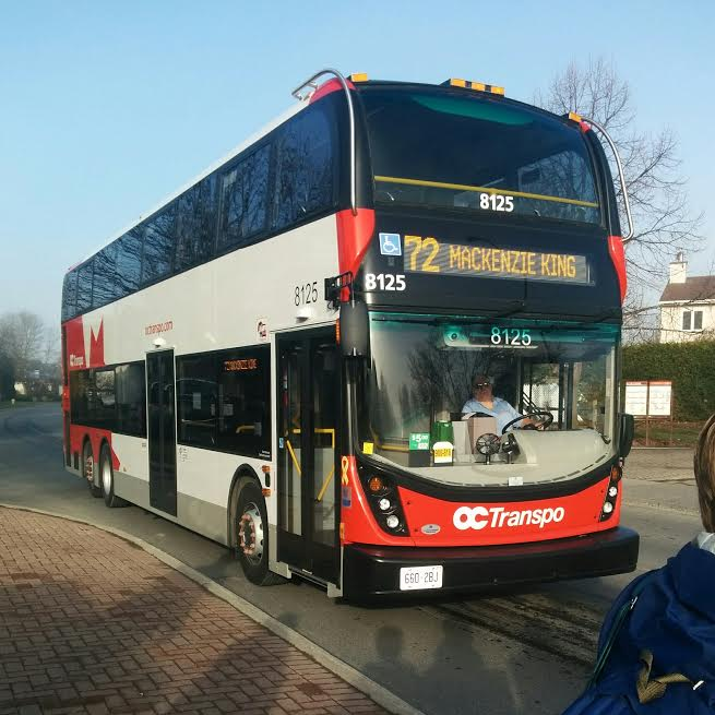 Fileoctranspo Double Decker Bus Route 72 Jpg