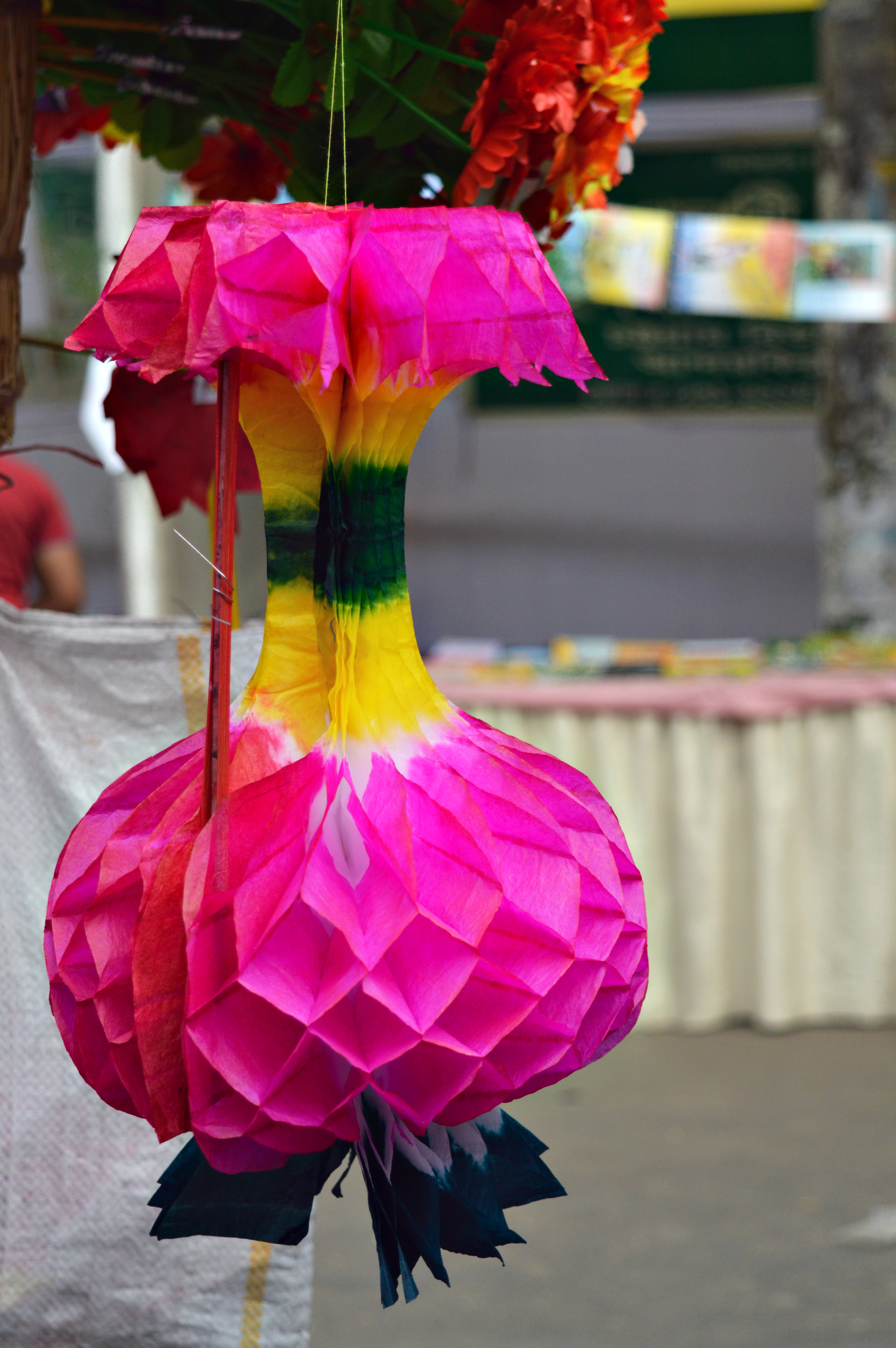 Fileorigami Flower During Imld In Chittagong City Corporation Book