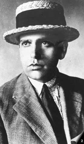 Andrade, Oswald de (1890-1954)