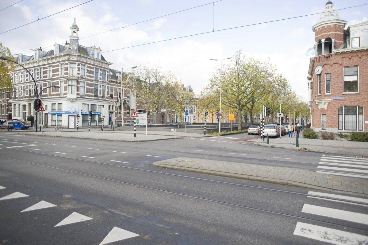 File overzicht ter hoogte van de wijk middelland for Wijk in rotterdam