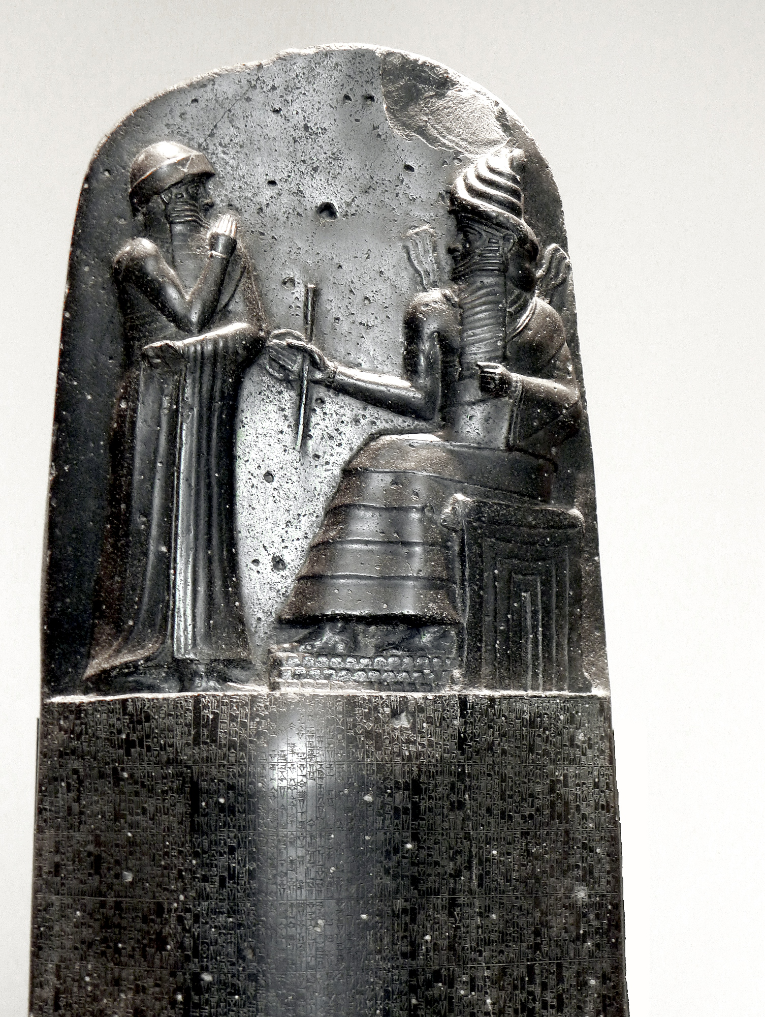 a look at hammurabis code and how it works Brief look at the code of hammurabi, free study guides and book notes including comprehensive chapter analysis, complete summary analysis, author biography.