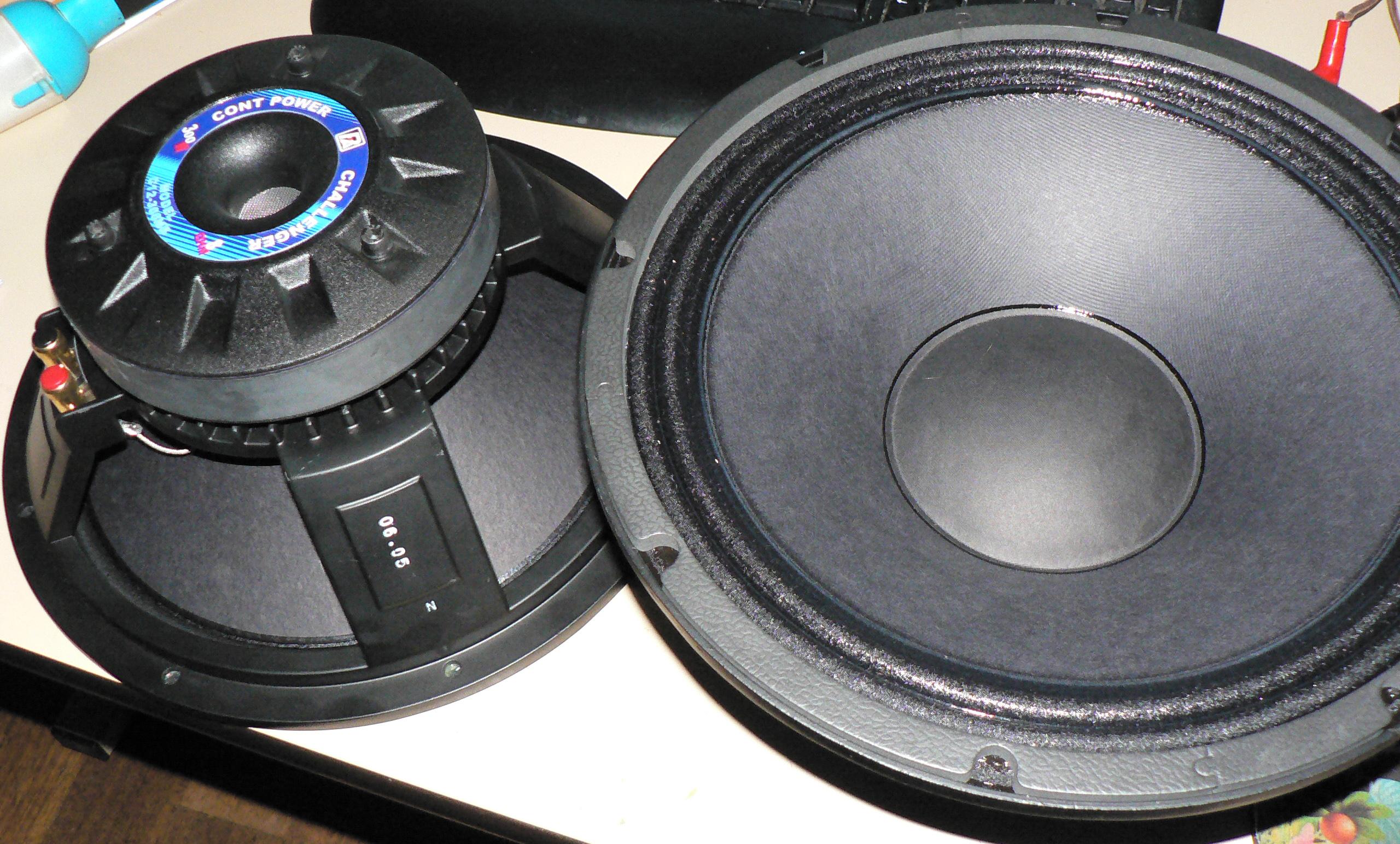 Electrodynamic speaker driver - Wikipedia