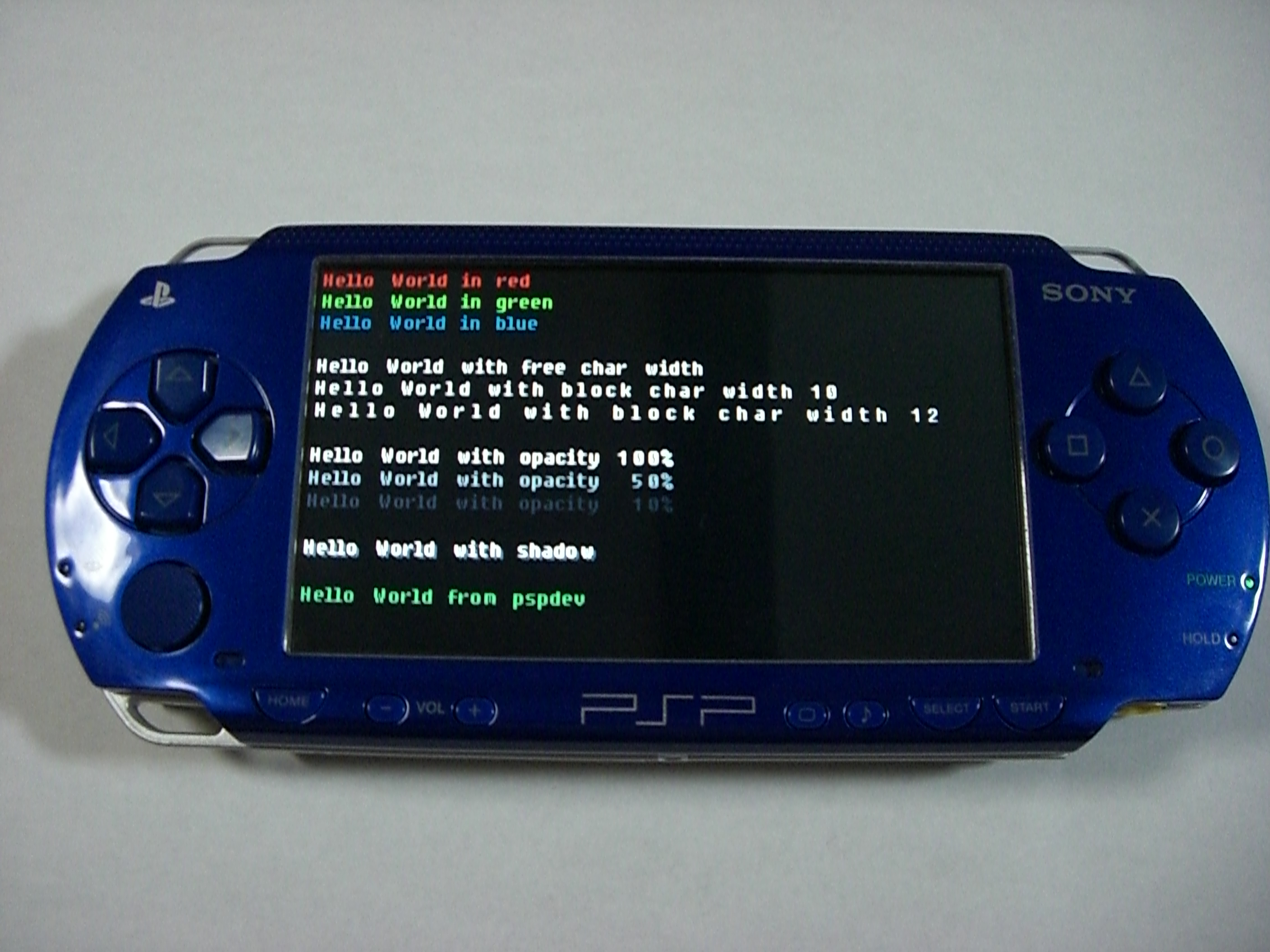 PlayStation Portable homebrew - Wikipedia