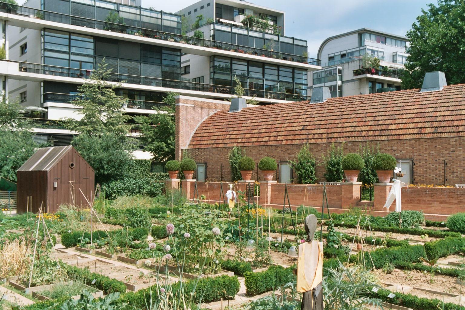 Blogues city trek parc de bercy ma plan te pps for Jardin gratuit paris