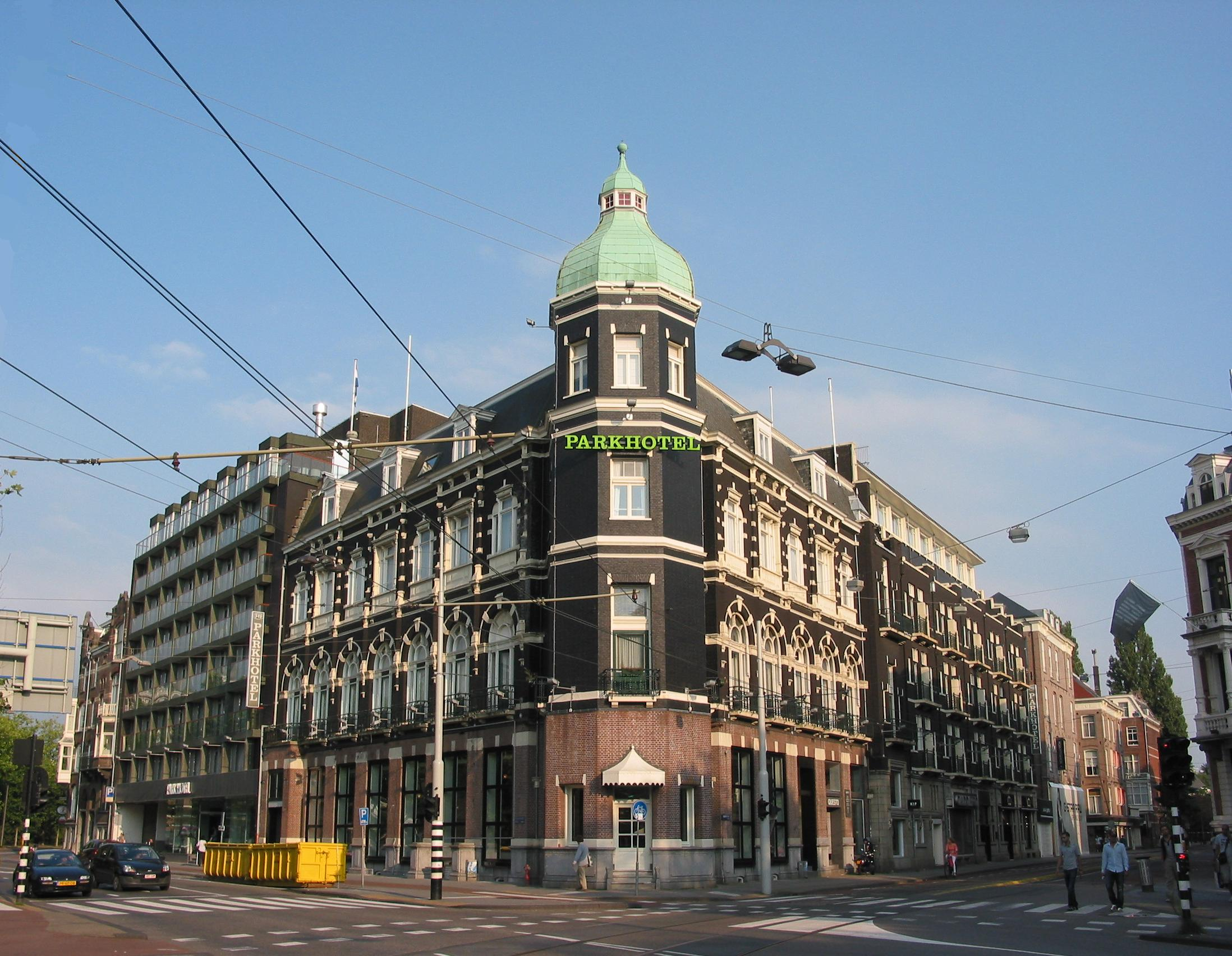 Hotel Amsterdam  Sterne