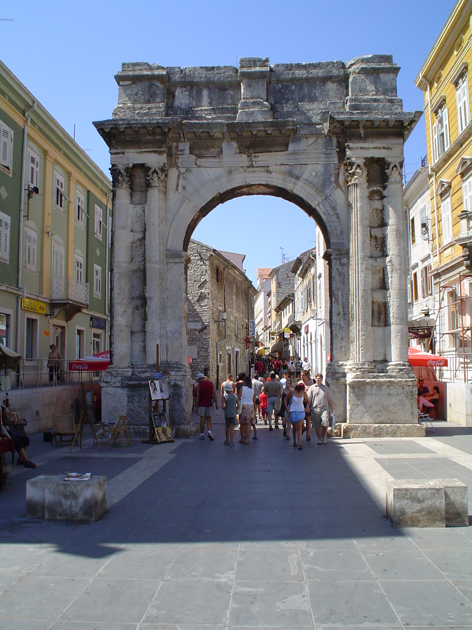 El Arco de los Sergios