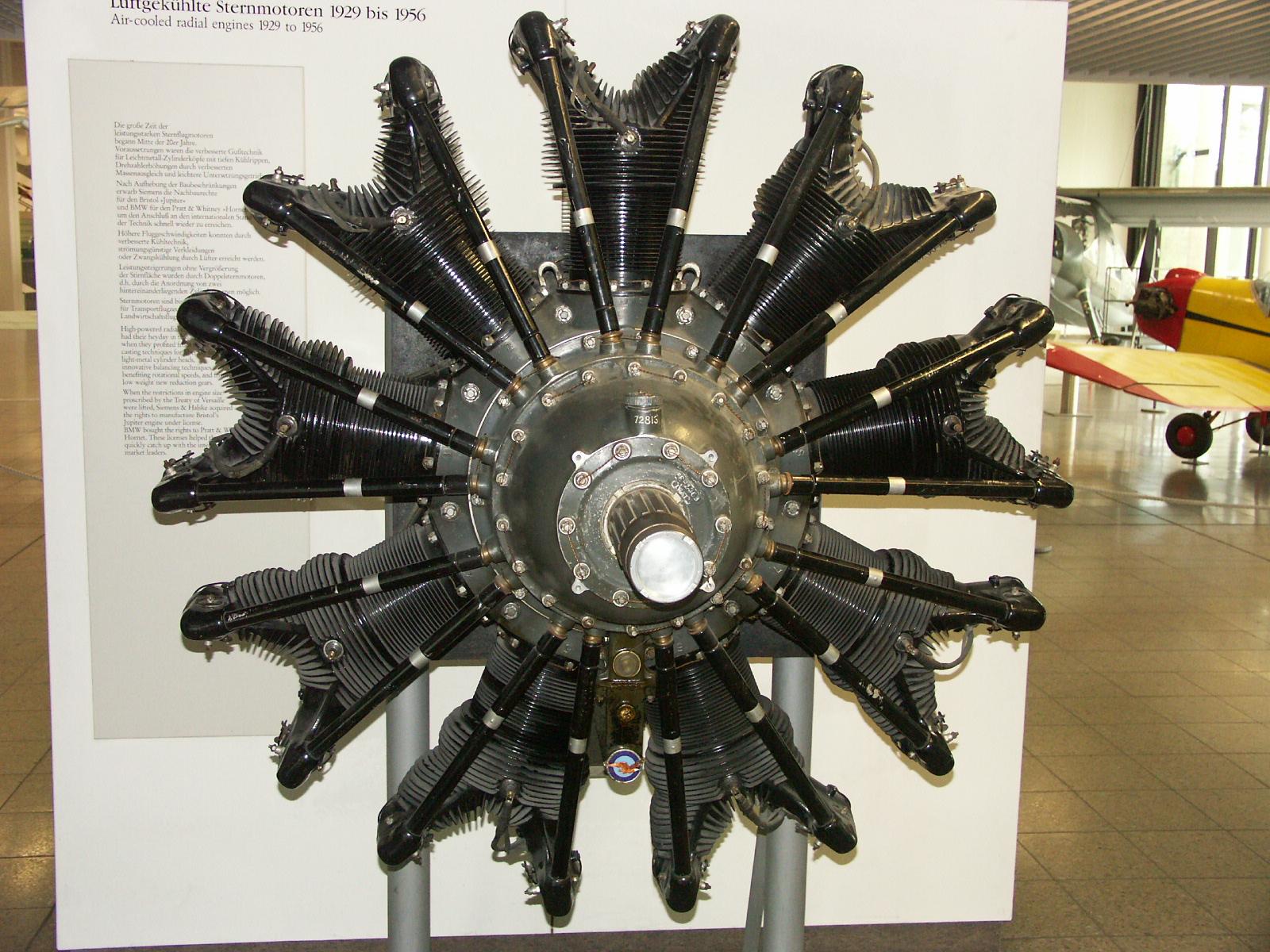 Pratt & Whitney R-1690 Hornet - Wikipedia