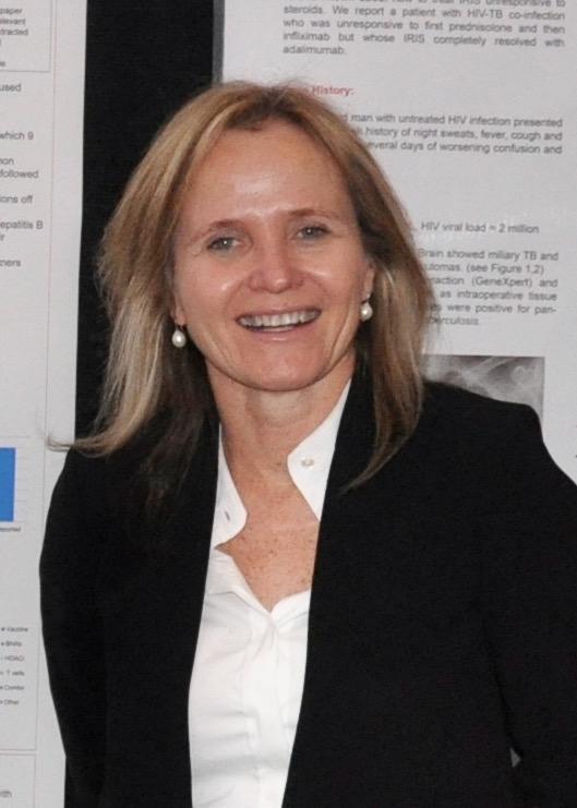 image of Sharon R. Lewin