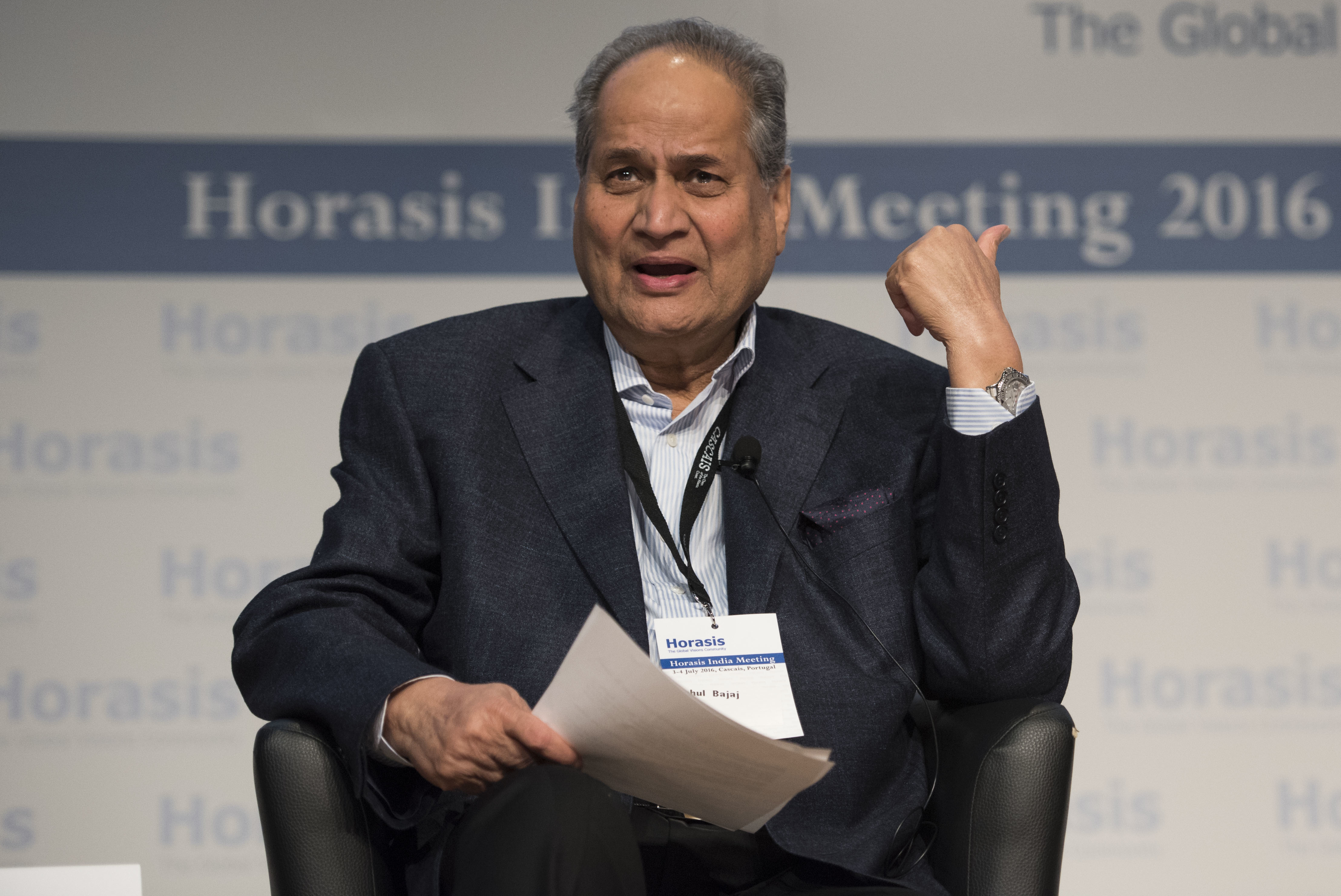 Image result for Rahul Bajaj