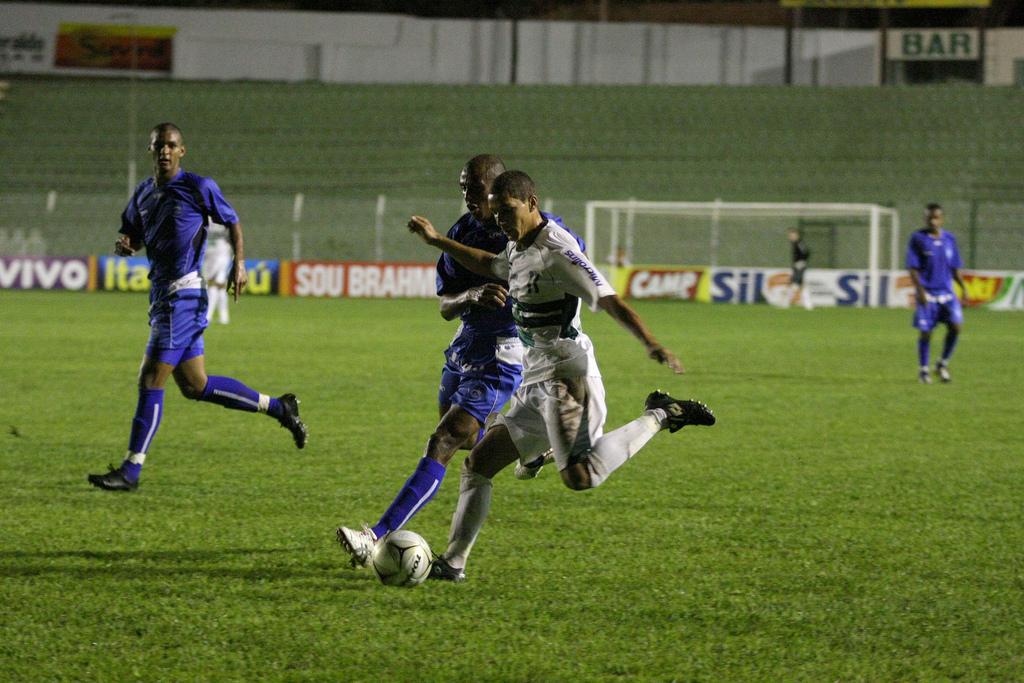 Jogo entre o Rio Preto EC e Rio Claro FC pelo Campeonato Paulista de Futebol  de 2008 43095f0a57bd9