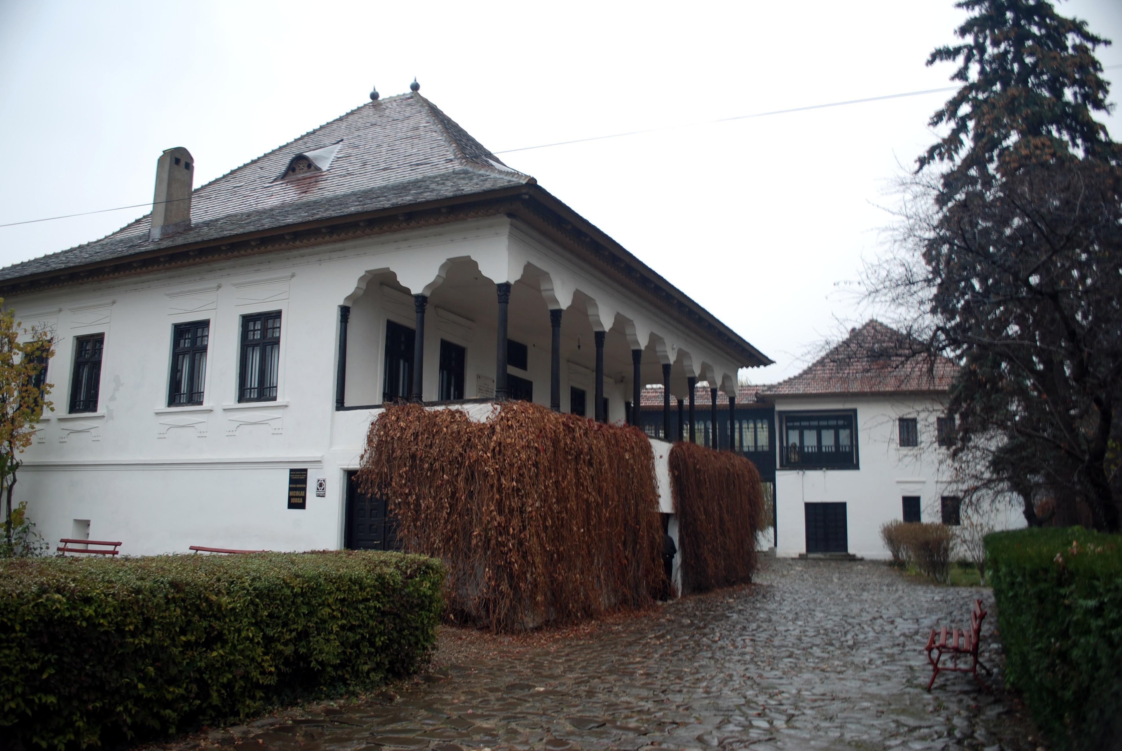Casa memorială din Vălenii de Munte