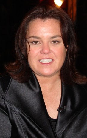Rosie O'Donnell cover