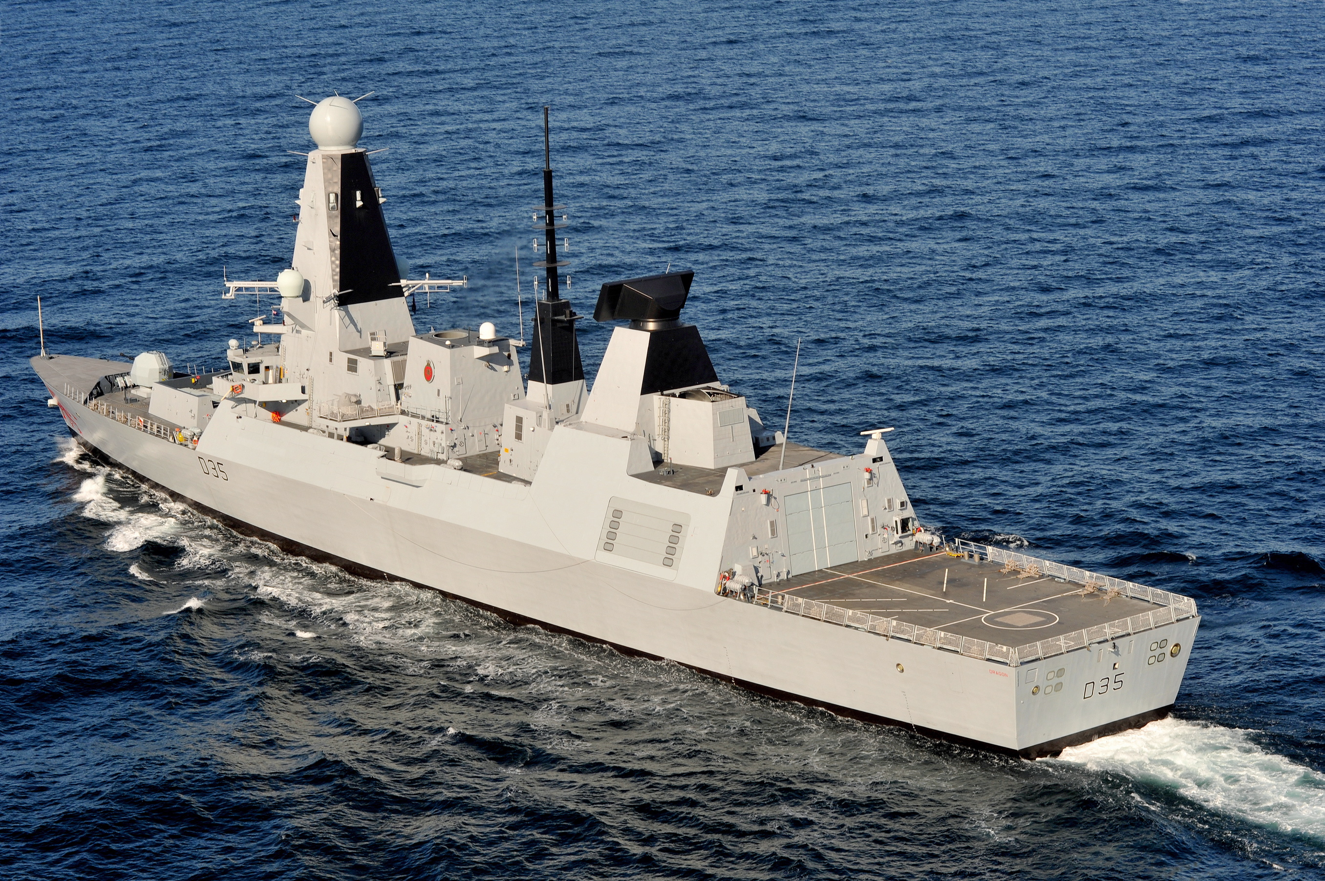 file royal navy type 45 destroyer hms dragon mod
