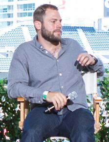 Ryan Condal Screenwriter and TV co-creator