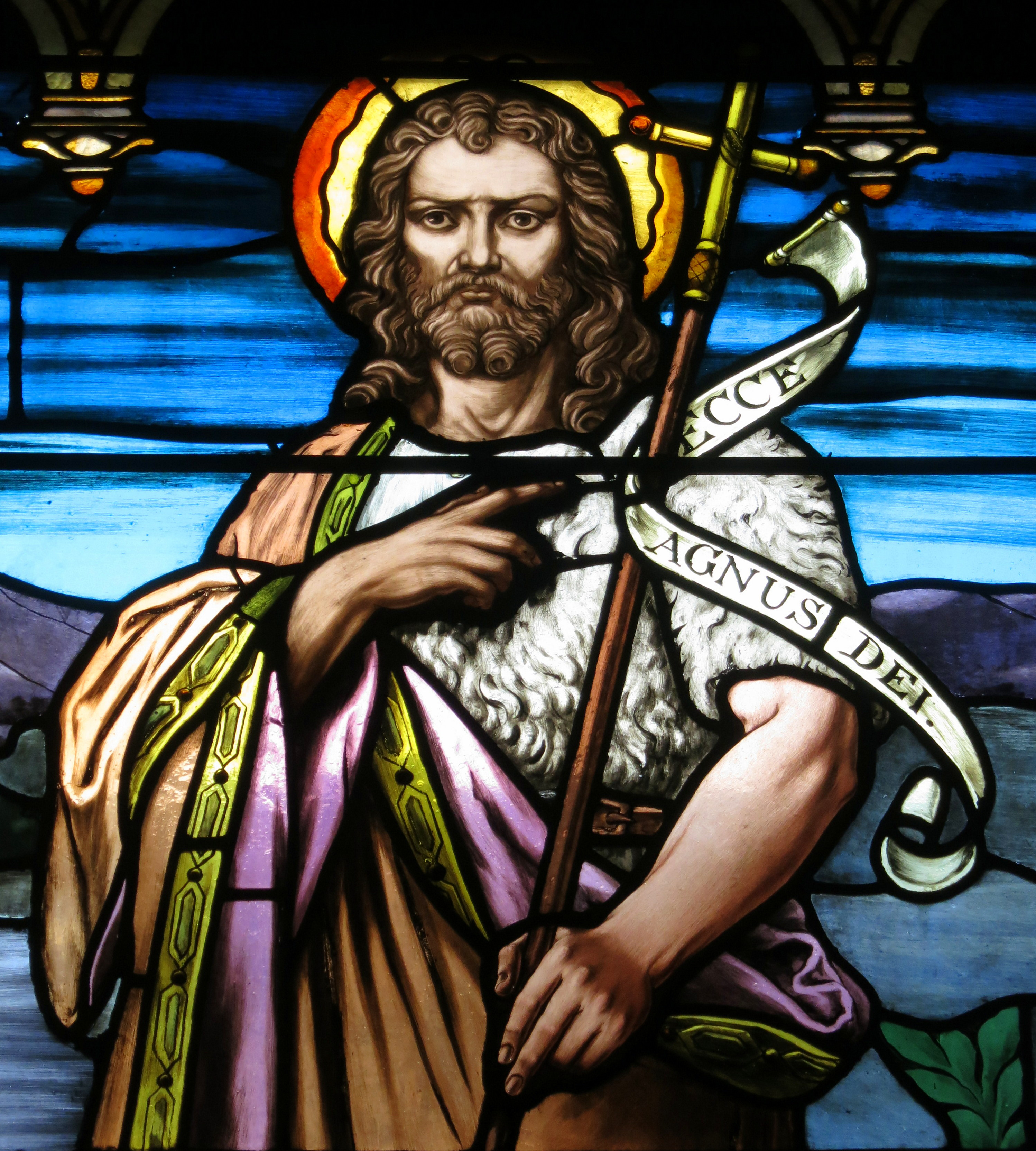 the import role of john the baptist on the ministry of jesus christ