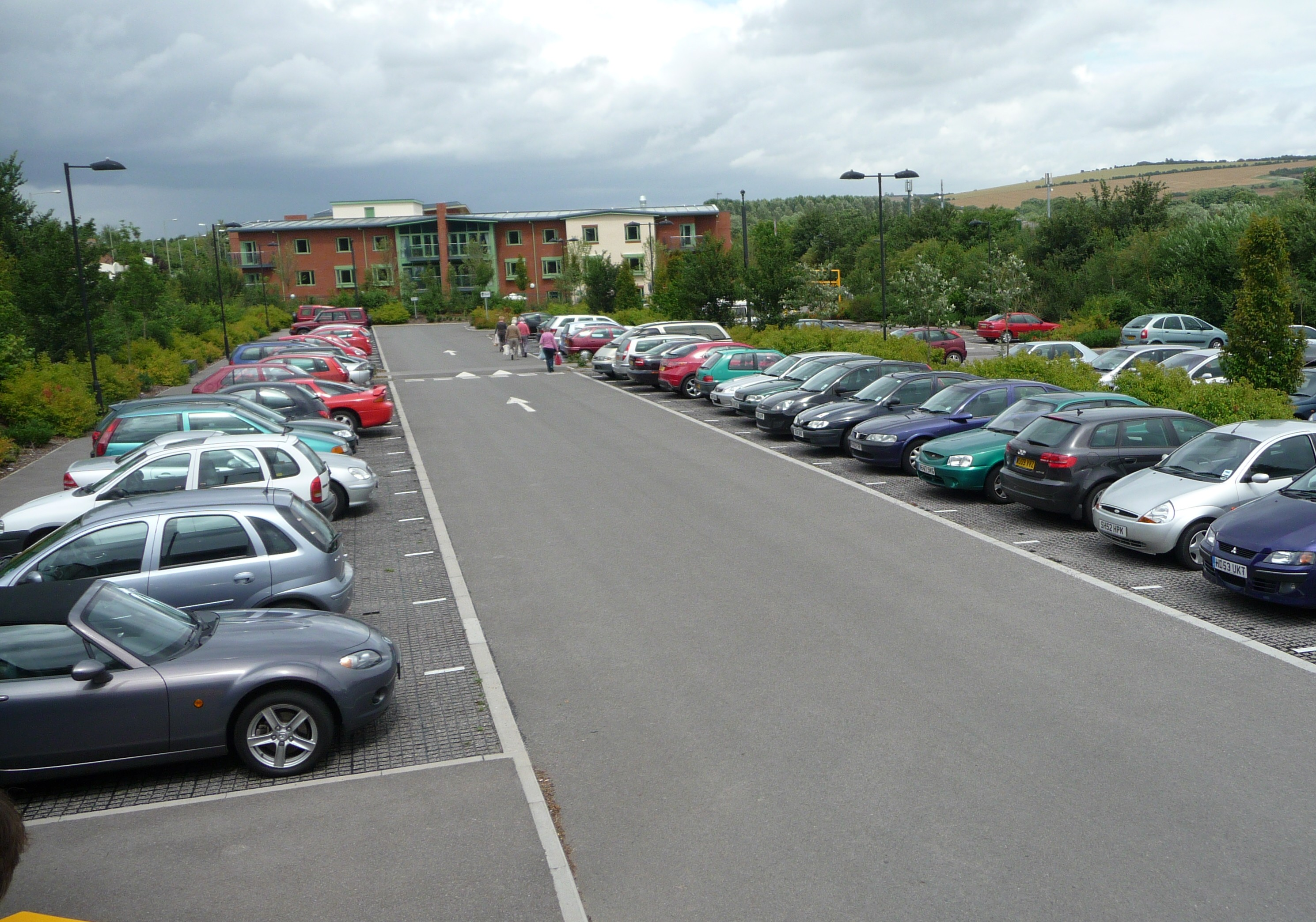 Car Parking Of Taaffe Place Brooklun