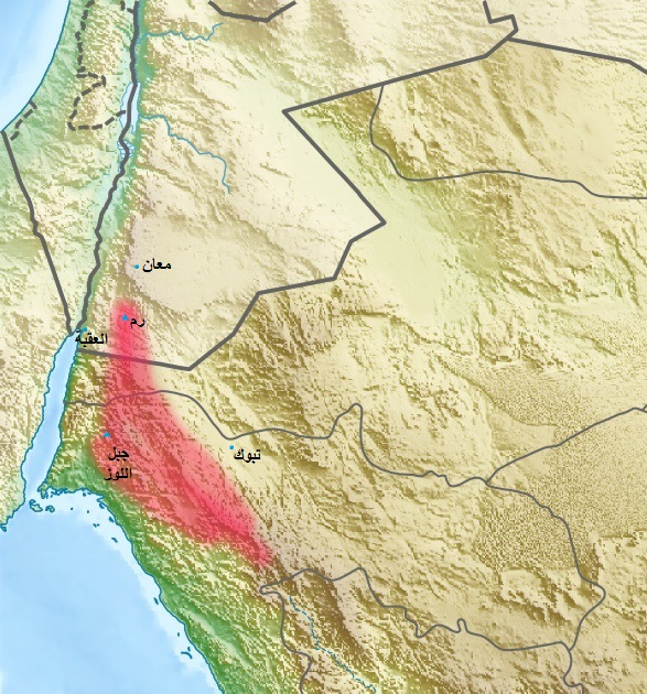 File:Saudi Arabia relief location map (cropped).jpg - Wikimedia Commons