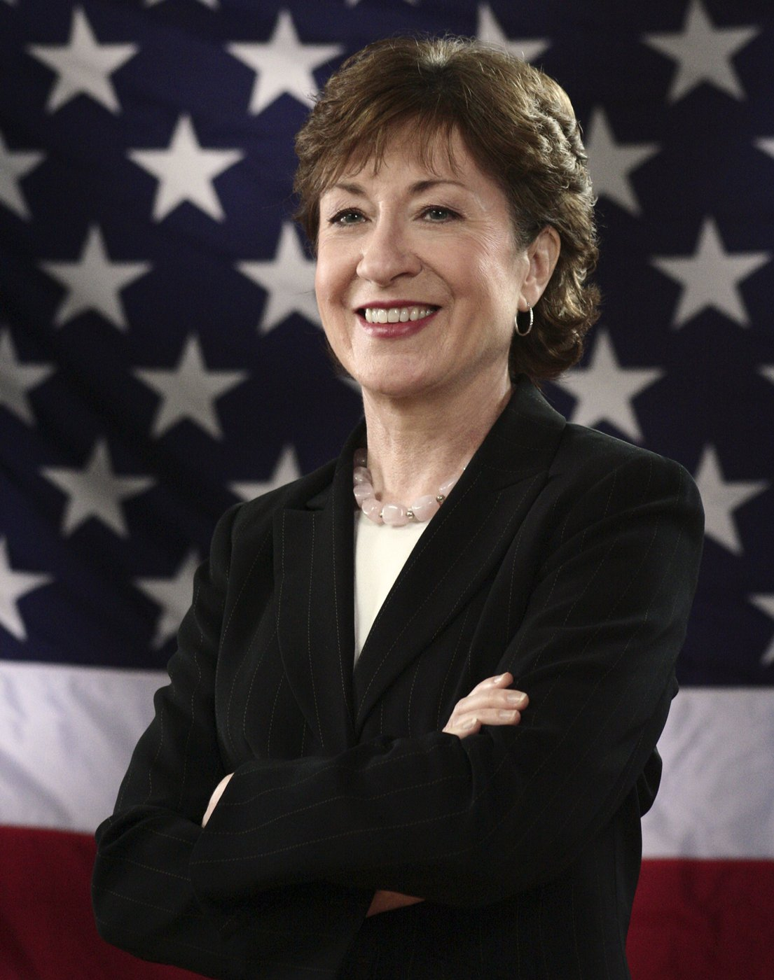 Susan Collins Net Worth