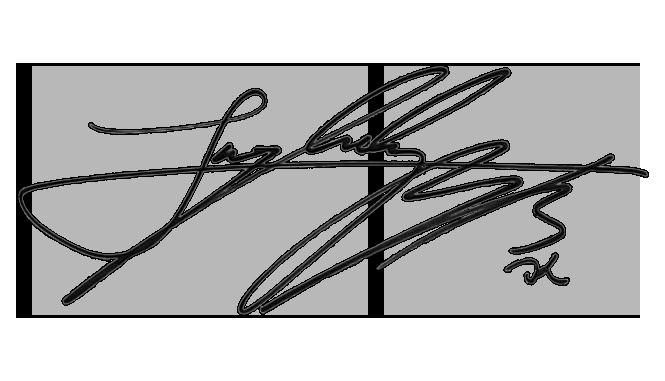 Signature of BTS%27 Jungkook