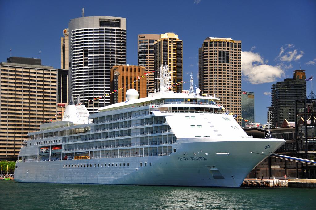 Silver Whisper Wikipedia - Silver shadow cruise ship itinerary