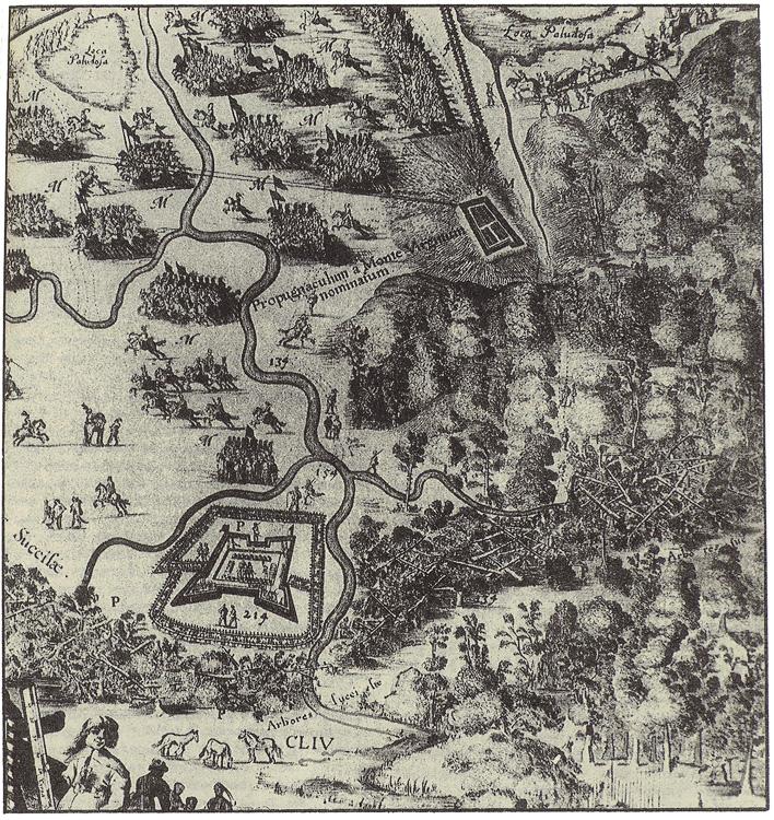 Oblężenie Smoleńska (1632–1634) – Wikipedia, wolna encyklopedia