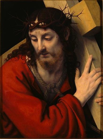 file solario andrea christ portant sa croix 1513 nantes. Black Bedroom Furniture Sets. Home Design Ideas