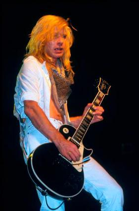 Former guitarist Steve Clark died in London in 1991 Steve Clark.jpeg