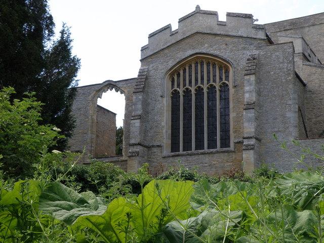 Stevington Church - geograph.org.uk - 1354948