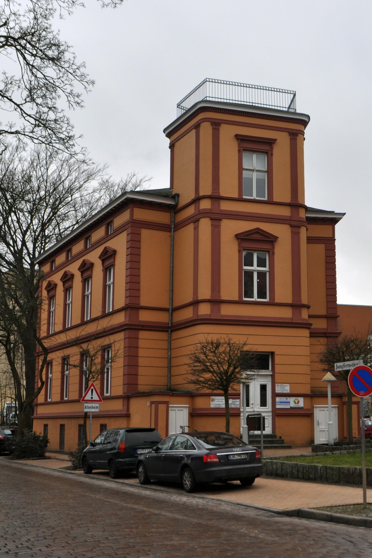18437 HST, Jungferstieg 14