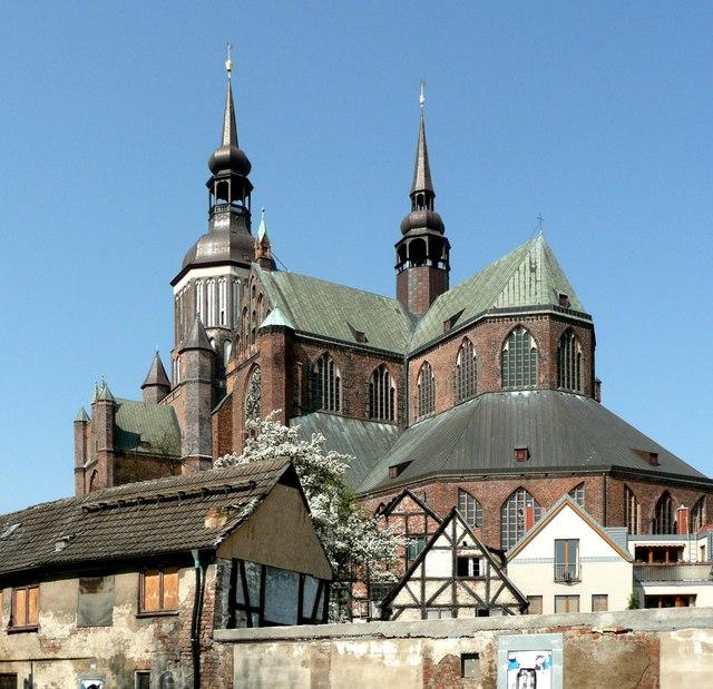 St Marien Stralsund