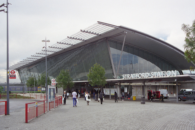 Stratford Station - geograph.org.uk - 576183