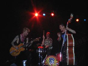 Stray Cats Live Chicago July St