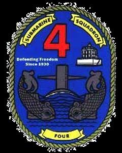 Submarine Squadron 4