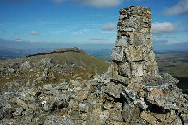 Summit of Aran Fawddwy - geograph.org.uk - 1492676